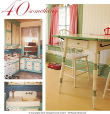 40 something u2013 a 1940 u0027s kitchen make over vintage home