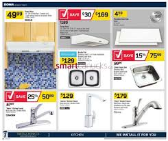 rona kitchen faucets rona flyer may 15 to 21