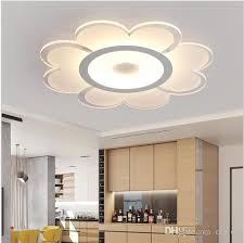 round 40w led ceiling light fixture l bedroom kitchen 2018 dimmable led ceiling light flower ceiling chandeliers ultra