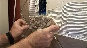 amazing ideas installing tile backsplash classy how to install a