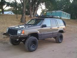 raised jeep grand cherokee 1994 jeep grand cherokee i z u2013 pictures information and specs
