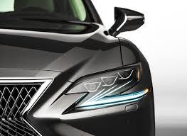 lexus ls all new lexus re imagines flagship ls sedan gottagged