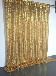 Pink And Gold Curtains Gold Sparkle Curtains Pink Gold Sparkle Sequin Garland Curtain