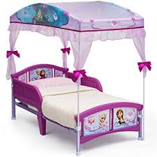 Frozen Canopy Bed Disney Frozen Canopy Toddler Bed Baby