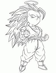 dragon ball z coloring pages on coloring book regarding amazing