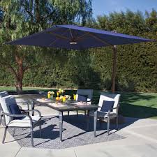 Sunbrella Patio Umbrella Replacement Canopy by Outdoor Red Cantilever Patio Umbrella In Pool Umbrella Orange