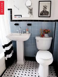Vintage Bathroom Tile Ideas Preserving Vintage Bathroom Tile Remodeling Ideas Apartment Therapy
