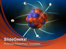 atoms powerpoint template atoms powerpoint templates slides and