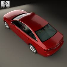 audi a6 model car audi a6 c7 with hq interior 2012 by humster3d 3docean
