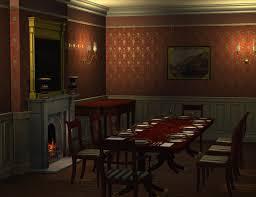 Regency Dining Bundle D Models And D Software By Daz D - Regency dining room