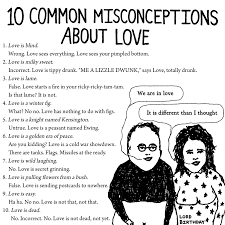We Are In Love 10 Common Misconceptions About Love U2014 Lord Birthday
