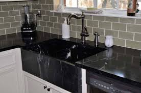 Best Kitchen Sink Materials You Will Love - Black granite kitchen sinks