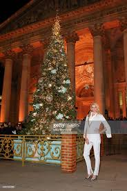 the royal exchange christmas tree lighting photos and images