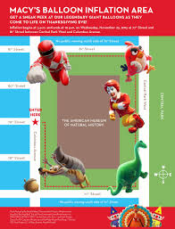 nyc macy s thanksgiving day parade route map more new york