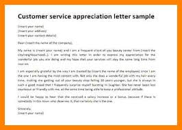 7 an appreciation letter addressing letter