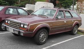 renault car 1980 1986 renault sport wagon information and photos momentcar