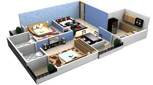 2bhk House Plans 1080 Sq Ft 2 Bhk 2t Apartment For Sale In Sng Group Shivangan