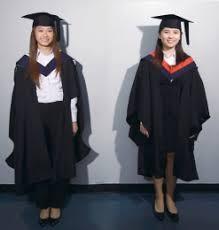graduation toga suggested attire academic dress hku ordinary degrees