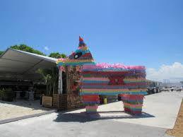 this giant piñata is going to rain free drinks on wynwood miami com