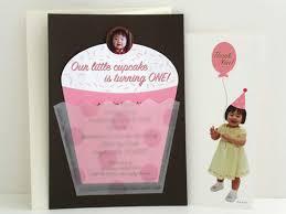 little cupcake in a card