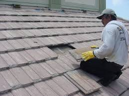 Cement Tile Roof Concrete Tile Roof Repair Roofing Of Sw Fl Inc Broken