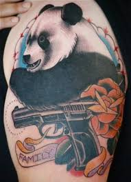 30 ultimate bear tattoos that are bizarrely awesome