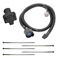7 Way Trailer Harness Diagram 7 Pin N Type Trailer Plug Wiring Diagram For Towing Wiring Diagram