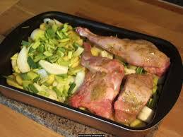 cuisiner du lapin facile cuisine recette lapin au four pommes de terre et poireaux recette