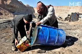Martin Bader Life Inside Syria U0027s Makeshift Oil Refineries Middle East Eye
