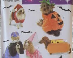 Hotdog Halloween Costume Dog Costume Etsy