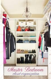 Bedroom Closet Master Bedroom Closet Organization Ask Anna