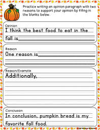 fall and thanksgiving opinion writing by rhonda to the
