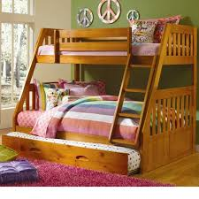 Bunk Bed With Pull Out Bed Cambridge Stanford Twin Over Full Bunk Bed With Twin Slide Out