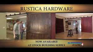 Sliding Bypass Barn Door Hardware by Bypass Barn Door System Youtube