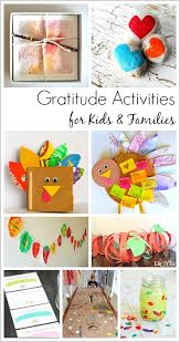 gratitude activities to do with the this thanksgiving buggy
