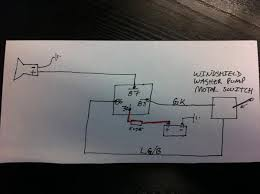 air horn wiring diagram is this right pic mgb u0026 gt forum mg