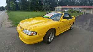 1995 ford mustang gt for sale 1995 ford mustang classics for sale classics on autotrader