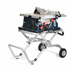 Table Saw Stand With Wheels Best Contractor Table Saw