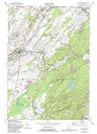 Interstate 10 Map New York Topo Maps 7 5 Minute Topographic Maps 1 24 000 Scale