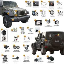 accessories jeep wrangler unlimited best 25 jeep lights ideas on jeep wrangler lifted