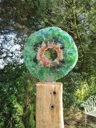 Garden Glass Art Miranda Ellis U2013 Glass Sculptor Sussex Prairies
