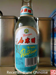 par quoi remplacer le vin jaune en cuisine recettes d une chinoise vinaigre chinois 醋 cù