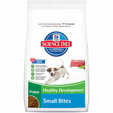 hill u0027s science diet puppy healthy development small bites dry dog