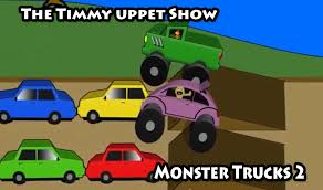 monster truck shows videos monster trucks for children 2 numbers colors letters youtube