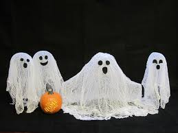 halloween cheese cloth ghosts the home depot community