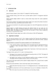 How To Right A Resume For A First Job by Special Purpose Ledger Fisl