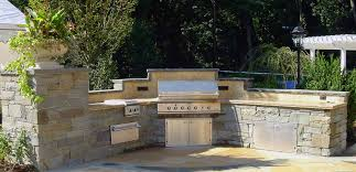 Outside Kitchen Designs Pictures Do You Like Curve Shape Without End Piece Bbq Outdoor Kitchen