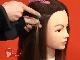 shrinkies hair extensions how to install tipped hair extensions with shrinkies