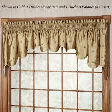 Fleur De Lis Curtains Excellent Fleur De Lis Curtains Duchess Swag Valance Pair