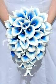 Blue And Purple Flowers Blue Flower Bouquets For Weddings Blue Flowers For Wedding